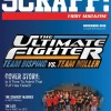 Preview November 2015 Issue of Scrapp! Fight Magazine For FREE