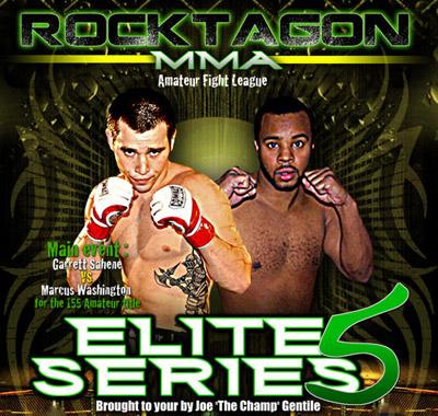 Rocktagon MMA Presents: Amateur Elite Series 5