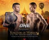 ONE Fight Week Video: Be Prepared for Toni Tauru