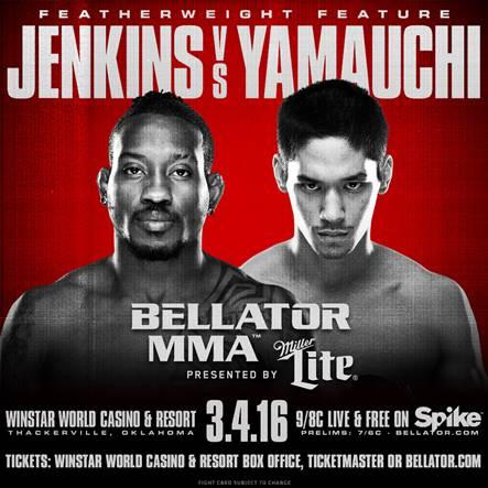 Jenkins vs. Yamauchi